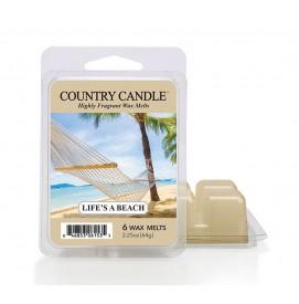 Life's a Beach Wax Melts 64g
