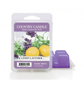 Lemon Lavender Wax Melts 64g