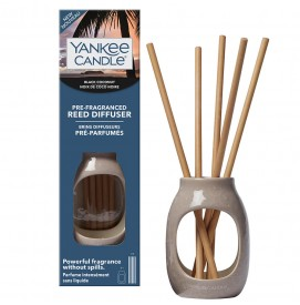 Black Coconut Pre Fragranced Reed Kit - Embossed