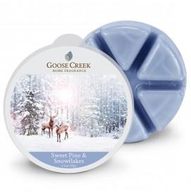 Sweet Pine & Snowflakes Wax...