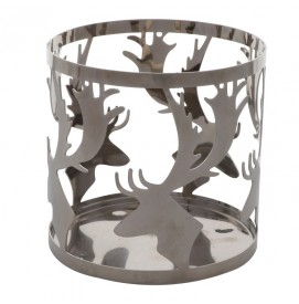 Nordic Stag Jar Holder