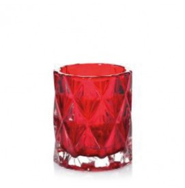 Red Nordic Votivhalter Red...