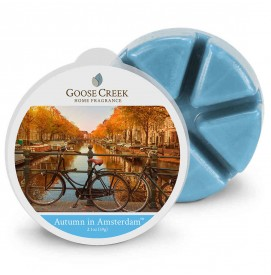 Autumn In Amsterdam Wax Melts 59g