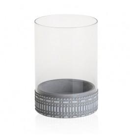 Tribal Stone Jar Holder