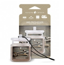 Burlwood & Oak Air Freshener