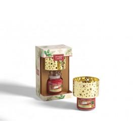 Geschenkset - 104g  Jar & Schirm Magical Christmas Morning