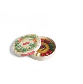 Geschenkset Tealight Delight 18x Teelicht & 1 Halter Magical Christmas Morning
