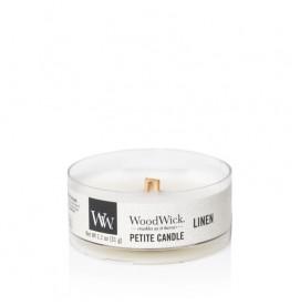 Linen Petite Kerze 31g