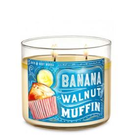 Banana Walnut Muffin -...
